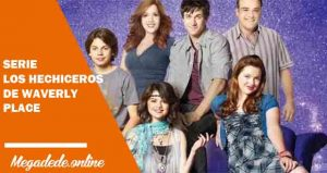 Ver serie los hechiceros de waverly place online
